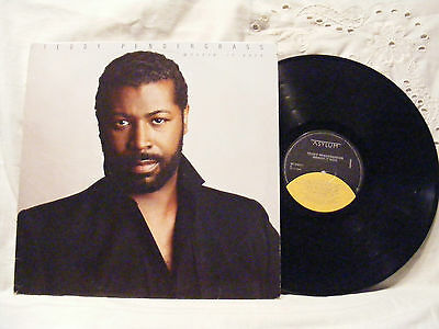 Teddy Pendergrass * Workin' It Back (1985) Vinyl  LP Record 33 rpm