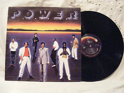 POWER/ Lakeside (1987) * Vinyl LP Record 33 rpm