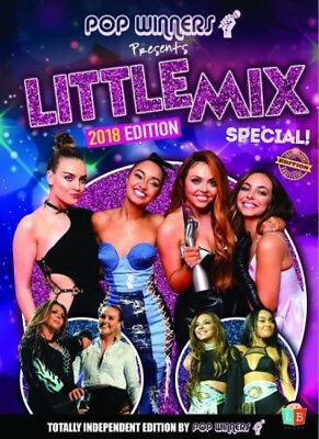 Little Mix Special Pop Winners 2018 Edition Annual, Games, Photos & More New
