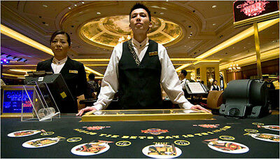 SUPER SYSTEM BLACKJACK against Casino Continuous Shuffling Machines!!!