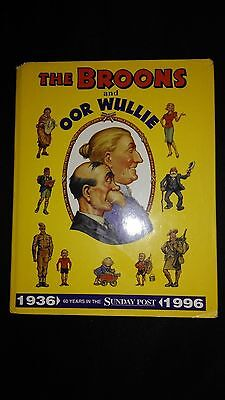 The Broons And Oor Wullie 60 Years In The Sunday Post Vintage Comic/Annual