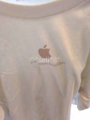 New Apple Store opening Tshirt NYC Brooklyn 2017.12.2 LIMITED