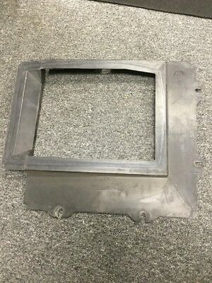 Porsche 911 Carrera 930 Turbo Intercooler Bracket Shroud Cover Trim Oem