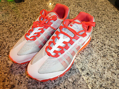 sports shoes a4695 dfb5f Womens Nike Air Max 95 + BB shoes sneakers size 9.5 new 511308 062