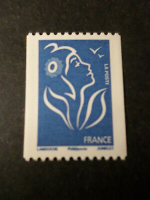 FRANCE 2008 TIMBRE 4159, ROULETTE MARIANNE LAMOUCHE, neuf**, MNH