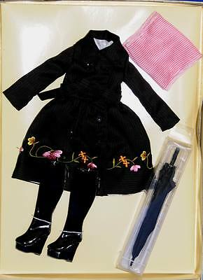 """Drizzle doldrums outfit 16"""" Ellowyne Wilde Imagination Tonner NRFB Amber No Doll"""