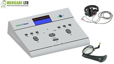 Advanced Affordable Portable Air Conduction Audiometer for Hearing Test