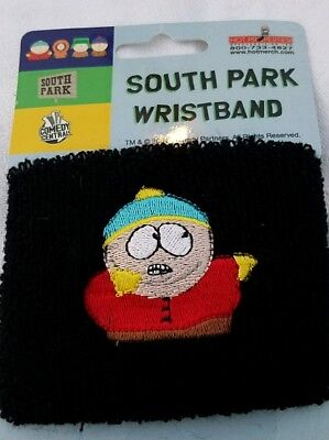 South Park 4 Friends WRIST SWEAT BAND  Comedy Central New in MINT CONDITION