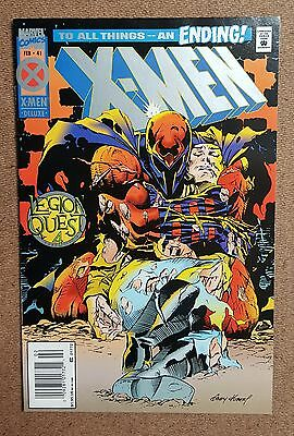 X-MEN #41 Legion Quest Part 4 AGE OF APOCALYPSE Marvel Comics 1995