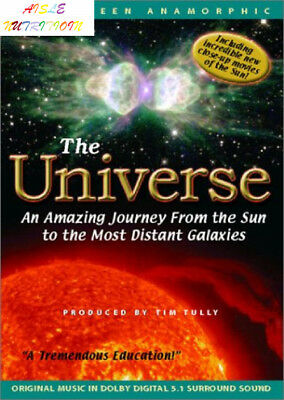 The Universe: An Amazing Journey From the Sun to Most Distant Galaxies