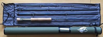 Saltwater Fly Rod 9Ft 4P Lw10 Carbon Nano Im12 Delta Fly Fishing Rod