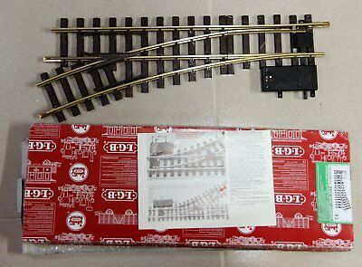 LGB 1615 (16150) G Scale Electric Switch Points L/H