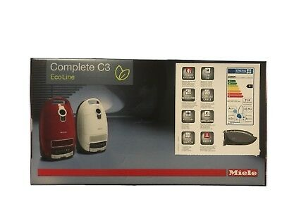Miele Staubsauger Complete C3 Limited Edition PowerLine Currygelb - NEU&OVP -
