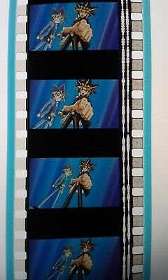 35mm YU GI HO! FILM/MOVIE/PELLICOLA/FLAT/TRAILER/TEASER/BANDE ANIME アニメ POKEMON