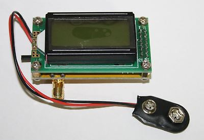 Accuracy 1~500MHz Frequency Counter Tester meter for Ham Radio