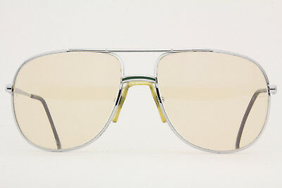 Vintage LACOSTE 101 eye/sunglasses Made in France Size 57-18 135