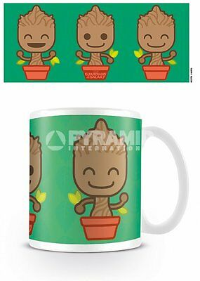 Mug Guardians Of The Galaxy Marvel Groot Baby Official 11Oz Boxed New Ceramic