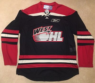 Official Jersey Of The CHL. OHL All Star Game . West DiVision. Adult L
