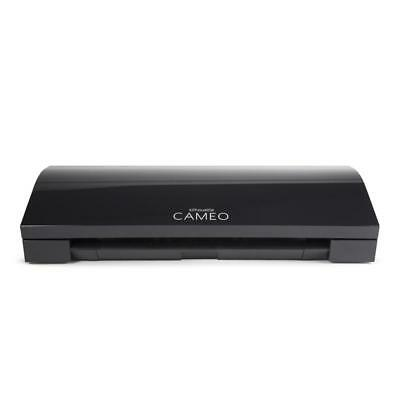 """SILHOUETTE CAMEO® 3 CONTOUR / PLOTTER CUTTER (12"""") in Limited Edition Black"""