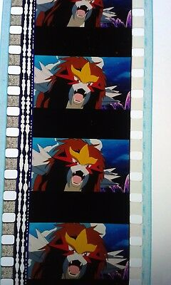 35mm POKEMON 3 FILM/MOVIE/PELLICOLA/FLAT/TRAILER/TEASER/BANDE ANIME アニメ    .