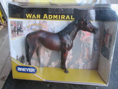 Breyer horse IOB. War Admiral, #1189. from the Sea Biscuit movie. made in 2003