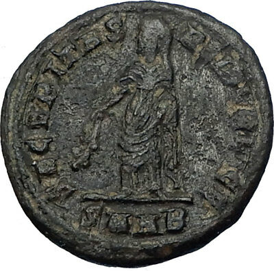 HELENA Constantine the Great Mother 325AD Ancient Roman Coin Securitas i65724