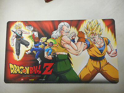 Panini Dragonball Z Playmat *Android Images* -Matrix Cards and Games-