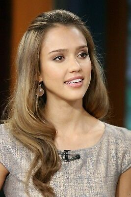 Jessica Alba Celebrity Wardrobe Worn Owned Item # C721 w/ COA movie star