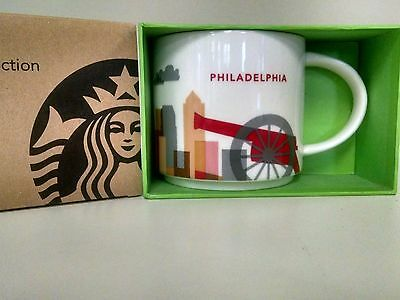 Starbucks You Are Here Philadelphia New