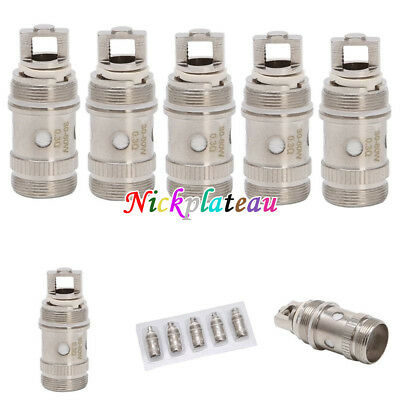 5PCS 0.3/0.5Ω Replacement ELeaf EC Coil Head For iStick Pico 75W iJust2 Melo2/3