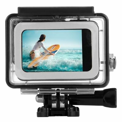 PULUZ for GoPro HERO6 5 Waterproof Housing Diving Protective Case+ Basic Mount