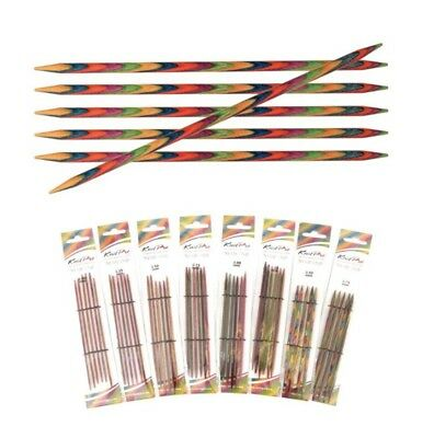 KnitPro Symfonie Double pointed Knitting needles - Great Value!