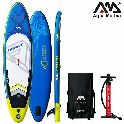 Aqua Marina BEAST 10.6 iSUP Sup Stand Up Paddle Board