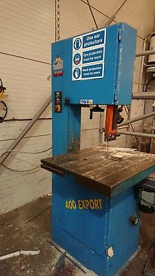 Opus 400 EXPORT Band Saw for Metal