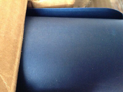 Seamless Photography Background Paper DEEP BLUE 1.3 Metre Wide Roll