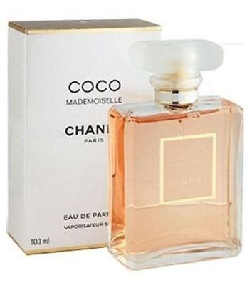 Chanel Coco Mademoiselle 100 ml Women's Eau de Parfum New Sealed Box !!
