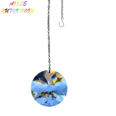 Large Suncatcher Rainbow Maker Clear Window Sun Catcher - Great for Feng...