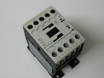 Eaton / Moeller DIL MP20 4 Polo 7KW Contactor 24vdc Coil