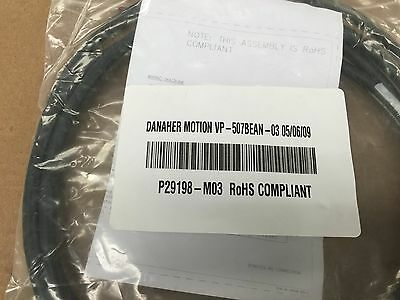 Danaher Motion AKD Drive Cable VP-507BEAN-03 NEW