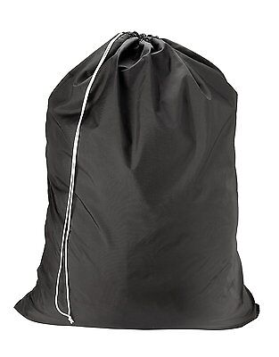 Durable Nylon Laundry Bag - Great for College or Laundromat.   Assorted Colors