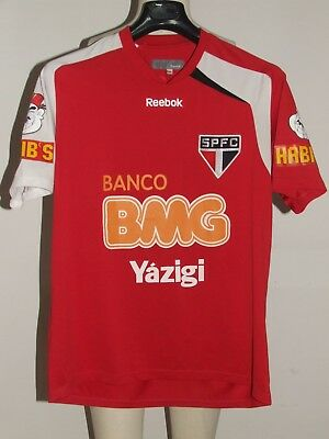SOCCER JERSEY TRIKOT MAILLOT CAMISETA SAO PAULO SAN PAOLO n °10 size M