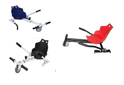 Adjustable HoverKart Go Kart Attachment for Scooters Hoverboard and Segways