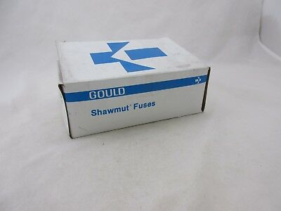 *new* Gould Shawmut P243H Fuse Block Form 101 (Box Of 5) *60 Day Warranty* Tr