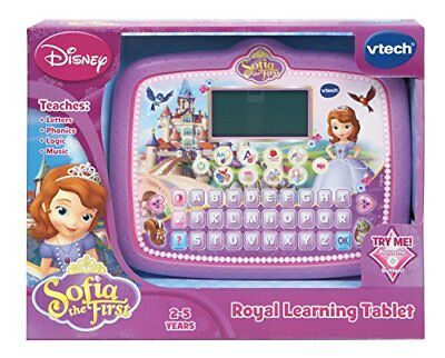 VTech Disney Princess Sofia the First Royal Learning Tablet