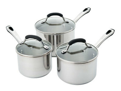 Raco 3 Piece Saucepan Set - 764510