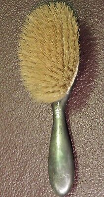 (140g) Sterling Silver Vanity Dresser Set Piece - Hair Brush