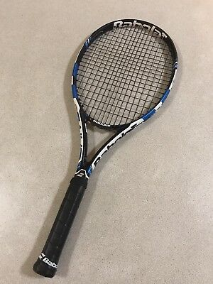 Babolat Pure Drive Tour Tennis Racquet Like New