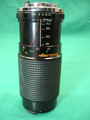 Rokinon 80-200mm f/4.5 MF Zoom Lens Guaranteed Item