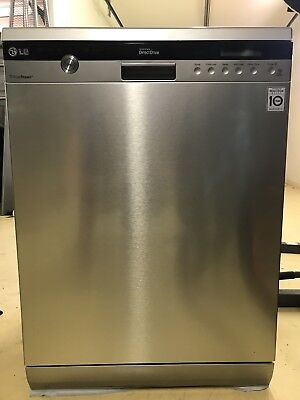 LG True Steam Dishwasher