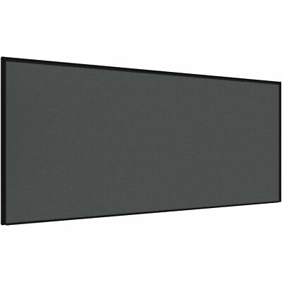 Stilford Professional Screen 1800 x 900mm Black and Grey
